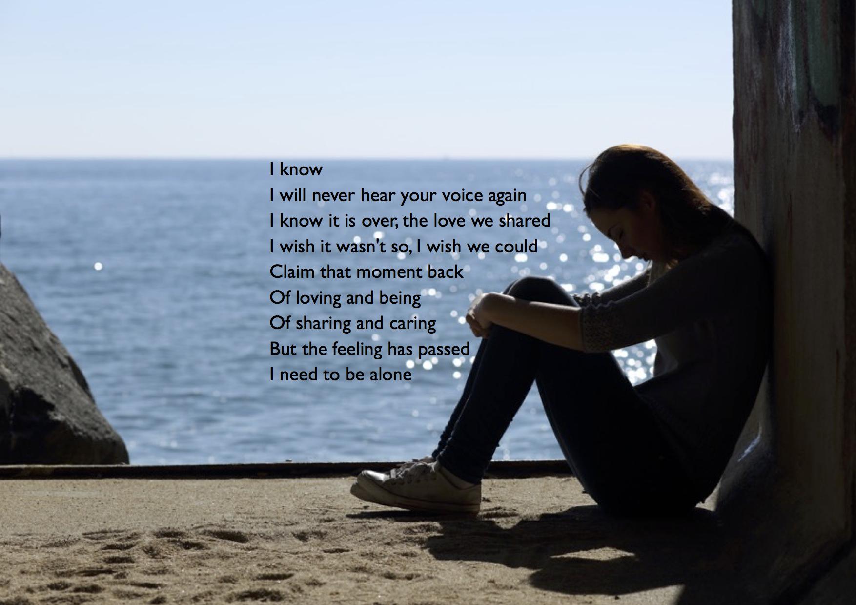 Feeling Alone Poems 2