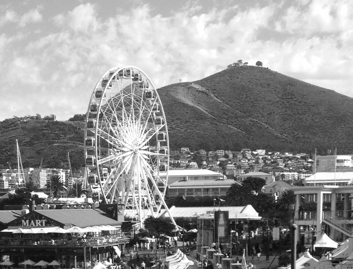 The Waterfront Eye, Cape Town, South Africa