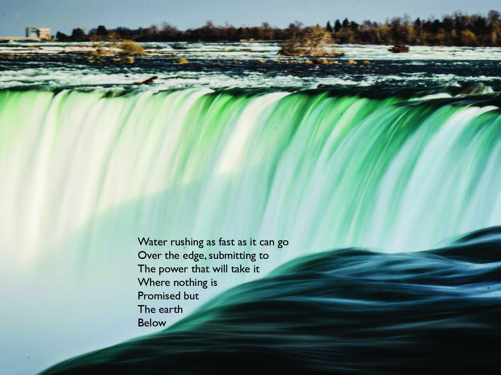 Water Fall Poems 7